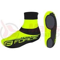 Huse pantofi Force Incision fluo-black