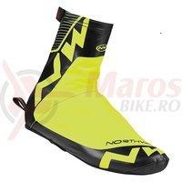 Huse pantofi MTB Northwave Acqua summer galben fluo/negru