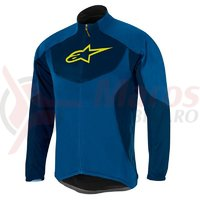 Jacheta Alpinestars Mid Layer bright blue/deep blue