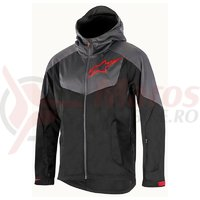 Jacheta Alpinestars Milestone 2 Jacket black/steel gray