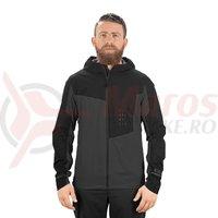 Jacheta Cube AM Storm Jacket gri/negru