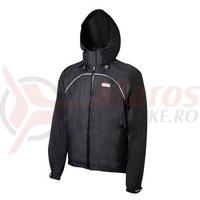 Jacheta de ploaie Shimano performance cyclo negru