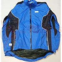 Jacheta de ploaie Shimano Performance MTB albastru/negru