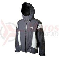 Jacheta de ploaie Shimano Performance MTB argintiu/gri