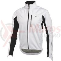 Jacheta Elite Softshell barbati Pearl Izumi ride white black