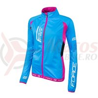 Jacheta Force FX80 subtire Lady albastru/roz