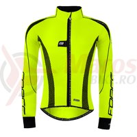 Jacheta Force X72 PRO16 Men softshell fluo-negru
