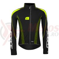 Jacheta Force X72 PRO16 Men softshell negru-fluo
