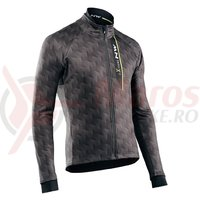 Jacheta Northwave iarna Extreme 3 Total Protection negru/gri/galben fluo