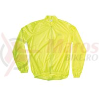 Jacheta PRO all weather 100% polyester galben