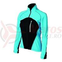 Jacheta Shimano Performance Premium windflex gold negru/albastru