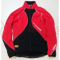 Jacheta Shimano Performance premium windflex negru/rosu