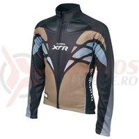 Jacheta Shimano Performance XTR Windflex unisex bk/br/gy