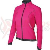 Jacheta Shimano Premium pentru femei windflex gold margenta/black