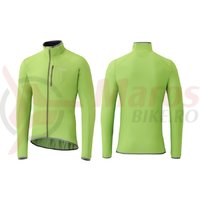 Jacheta Shimano stretchable windbreak barbati verde