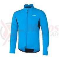 Jacketa Windbreaker Shimano compact blue
