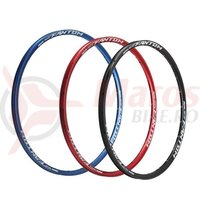 Janta Funn Fantom AM30 Disc 29'x30mm 32H negru anodizat
