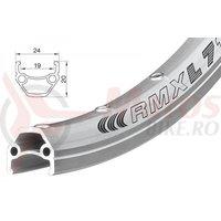 Janta Remerx Dragon 622x19 dubla simplu capsata 36H argintie