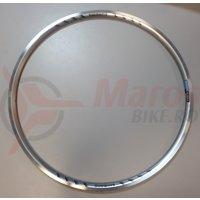 Janta Shimano WH-R550 Fata 16h Clincher silver anodized