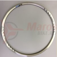 Janta Shimano WH-R550 Spate 20h Clincher silver anodized