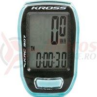 Kilometraj Kross KRC 307 7-functii blue/black