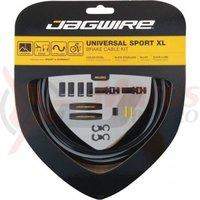 Kit bowden frana Jagwire Universal Sport(UCK420) diam. 5mm CGX ,reflectorizant 3000mm
