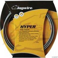 Kit bowden frana Race/ MTB Jagwire Hyper diam.5mm CGX gri 3000mm