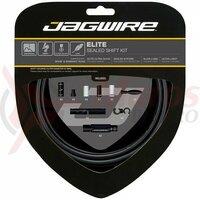 Kit bowden schimbator Jagwire Elite (SCK000) XEX / STS-EL, negru, 3200mm (include toate piesele necesare montarii)