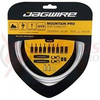 Kit bowden schimbator Jagwire Mountain Pro (MCK213) diametru 4,0mm LEX alba 3200mm