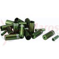 Kit capete BBB CableCap camasi si cabluri verde