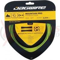 Kit conducta hidraulica Jagwire Mountain Pro (HBK406) Kevlar verde Merida 3000mm
