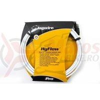 Kit conducta hidraulica teflon interior Kevlar alb 3000mm