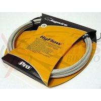 Kit conducta hidraulica teflon interior Kevlar argintiu 3000mm