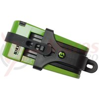 Lacat BikeFun X-Safe pliabil 70cm Verde