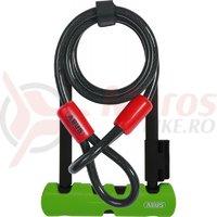 Lacat Abus Ultra Mini 410/150HB 140 SH 34 + Cobra 10/120