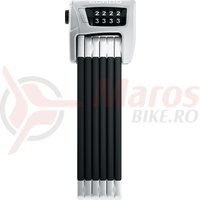 Lacat bicicleta Abus Bordo Combo 6100/90 alb SH