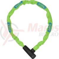 Lacat bicicleta Abus Steel-O-Chain 5805/75 lime