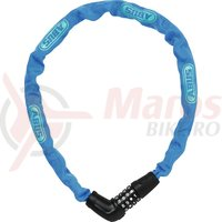 Lacat bicicleta Abus Steel-O-Chain 5805C/75 albastru