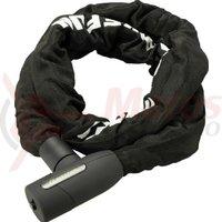 Lacat Bikefun CityChain 2 lant 5x850mm negru