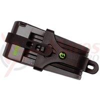 Lacat Bikefun X-Safe pliabil 70cm negru