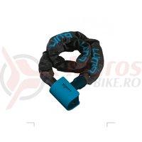 Lacat Luma Enduro 8 Chain 90 cm albastru C4