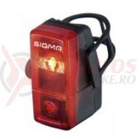 Lampa spate Sigma Cubic