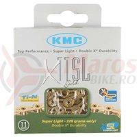 Lant KMC x11 SL gold(ti-n) 118 zale