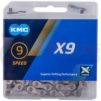 Lant KMC X9-silver/grey