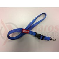 Lanyard Lazer 1PC blue