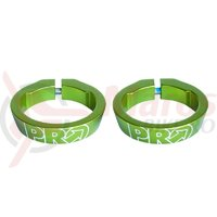 Lock ring PRO anodized alloy green