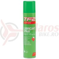 Lubrifiant cu teflon Weldtite TF2 Spray 400ml