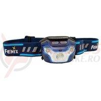 Lumina Fenix Light Headlight HL26R Led 450 lumeni albastra