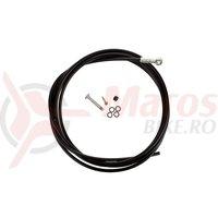 Magura tub hidraulic cu insertie MT8/6/4 2500mm negru