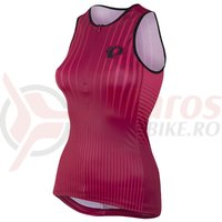 Maieu Pearl Izumi elite in-r-cool LTD TRI ladies triathlon rouge red